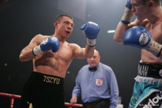 Tim Tszyu - Kostya Tszyu is recognized by all as a great, great fighter. The finest 140 pound fighter in the world for a number of years, Tszyu looked all but unbeatable in his prime. Now, in following his father's shoes, Tim Tszyu understands he has to make his own name. The tension is currently building in Australia, as Tszyu and former WBO welterweight champ Jeff Horn approach their 154-pound grudge-match of August 26th.