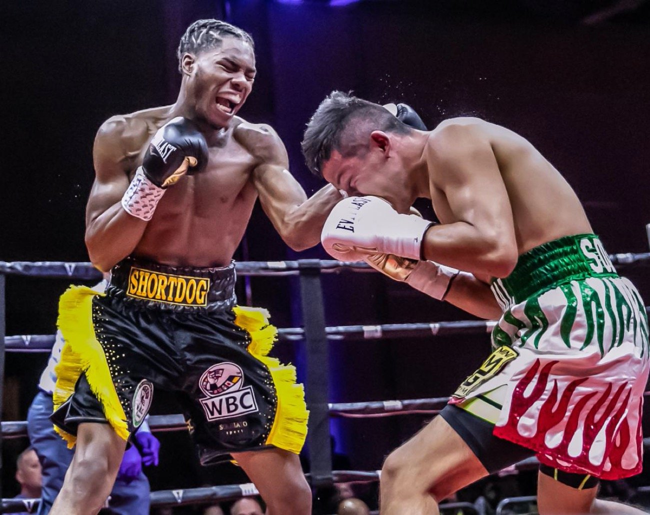 """Jordan White - When the world of boxing resumes, super featherweight prospect Jordan """"Shortdog"""" White will be primed to ascend into elite status in the 130-pound division."""