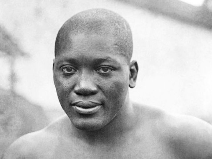 Jack Johnson, Tommy Burns - Boxing News