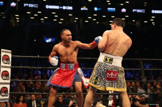 Keith Thurman: I'm coming back to dominate the welterweight division