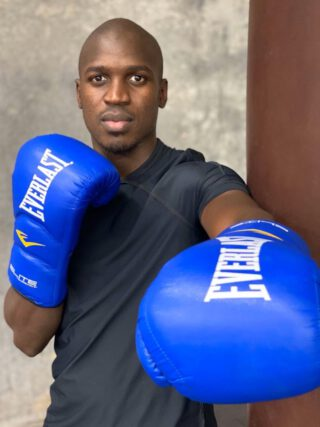 Souleymane Cissokho - Unbeaten French star managed by World Heavyweight Champion Anthony Joshua becomes the latest athlete to join the world leader in fight and fitness equipment
