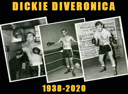 Dickie DiVeronica - Press Room