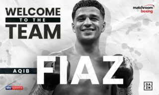 Press Room - Kane Baker has dispelled rumours that he is emotionally attached to Aqib Fiaz as the Super-Featherweight rivals prepare to collide in a spicy grudge match on the Joshua Buatsi vs. Marko Calic undercard on Sunday October 4, live on Sky Sports in the UK and DAZN in the US.