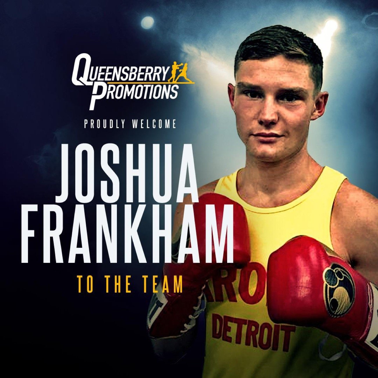 Josh Frankham - FOUR-TIMES NATIONAL champion and Tyson Fury's cousin, Josh Frankham, has turned professional with Frank Warren and will make his debut under the Queensberry Promotions banner when boxing resumes following the current restrictions.