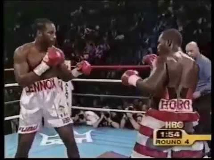 Hasim Rahman, Lennox Lewis - Listed above are arguably the five biggest upsets in world heavyweight title fight history. The Tokyo stunner pulled off by Douglas in 1990 is the biggest of the big five, no doubt, yet what 20-1 underdog Hasim Raham did on this day 19 years ago dropped many jaws.