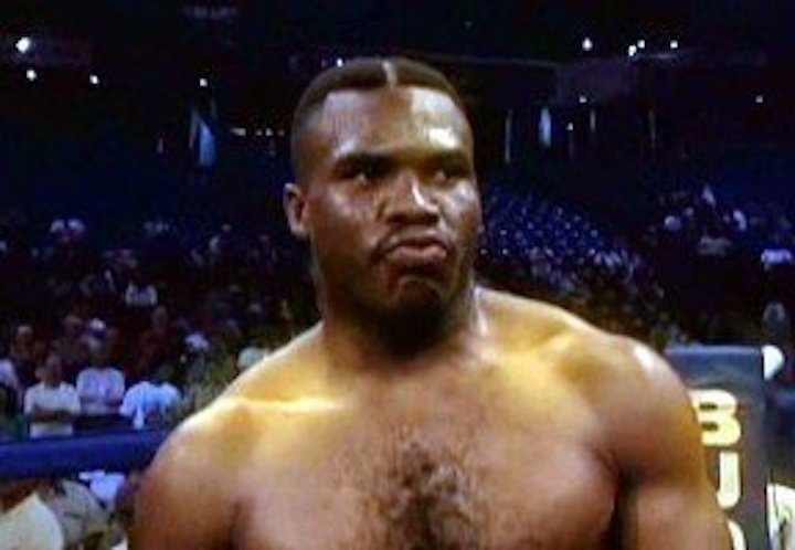 Ike Ibeabuchi - The name Ike Ibeabuchi still resonates with fight fans. To this day, we all wonder how much this skilled, strong, powerful and tough heavyweight might have gone on to achieve had he not imploded the way he did shortly after what turned out to be his last appearance in the ring – this an explosive KO win over Chris Byrd in March of 1999.