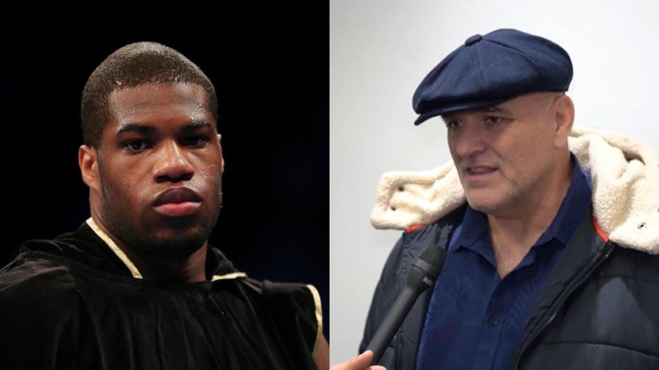 Daniel Dubois - British Boxing