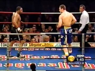 "20 Years Ago Today – When Vitali Klitschko ""Quit"" Against Chris Byrd"