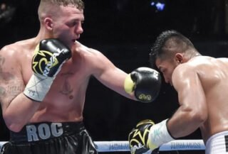 """Jessie Wilcox - As the weekend comes and goes, Hamilton fight fans will no doubt be reflecting upon the postponed Three Lions Promotions (TLP) card, originally slated for Saturday, May 2. Hometown hopeful Jessie """"Rock"""" Wilcox would have faced Andres """"Pitufo"""" Viera (10-2-0, 8KOs) of Mercedes, Uruguay, for the WBC USNBC Super Welterweight Championship at the Hamilton Convention Centre."""