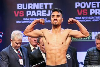 """Mose Auimatagi - Dragon Fire boxing have announced they have signed 25-year-old Kiwi prospect """"Iron"""" Mose Auimatagi to a long term managerial deal."""