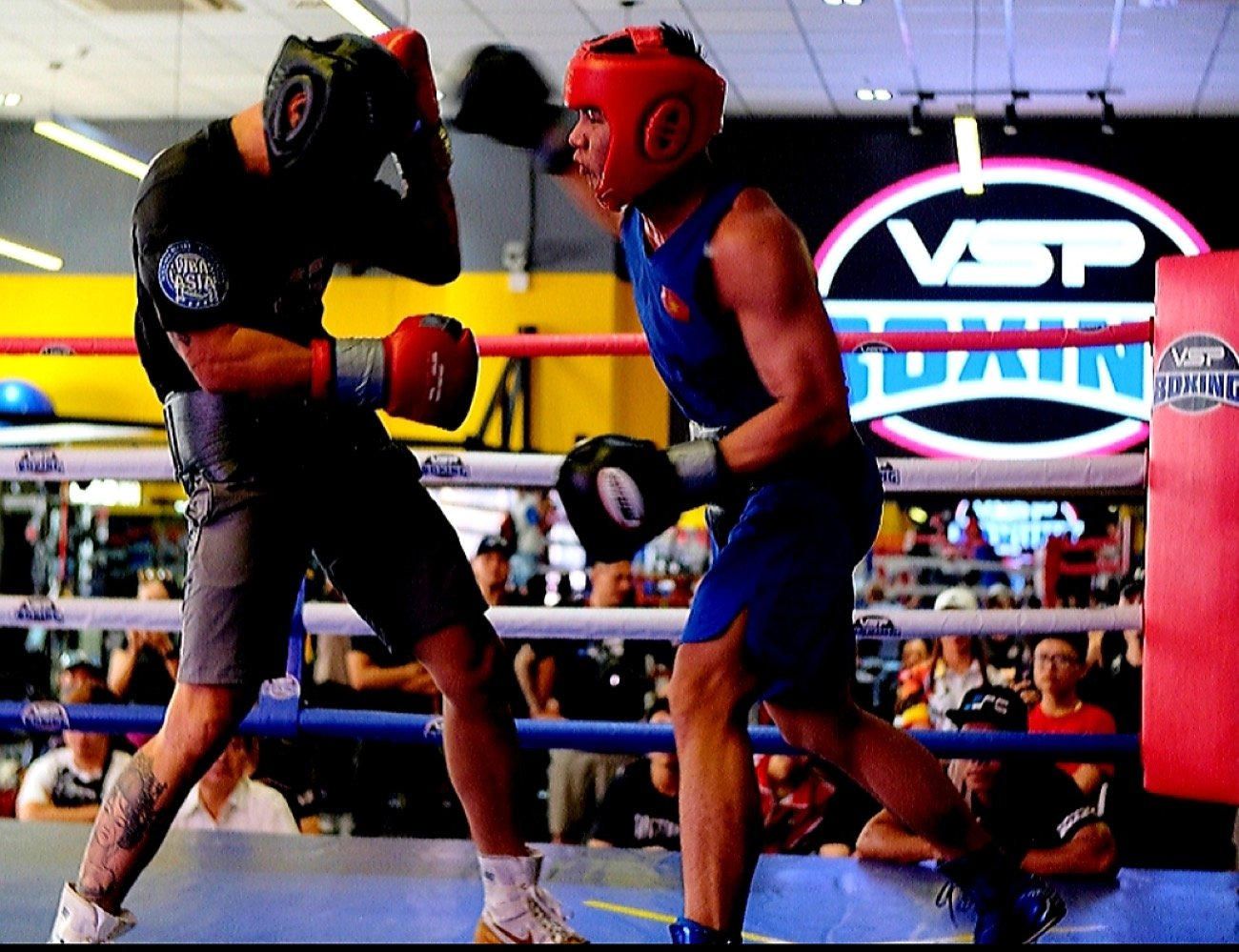 Javier Fortuna - VSP Boxing gym will be conducting a public workout for many of the Victory 8 fighters and also local talents in Ho Chi Minh City on Saturday June 13. The event will be a great opportunity to see top level sparring from boxers who are currently restricted from International travel and need an opportunity for higher echelon ring time.