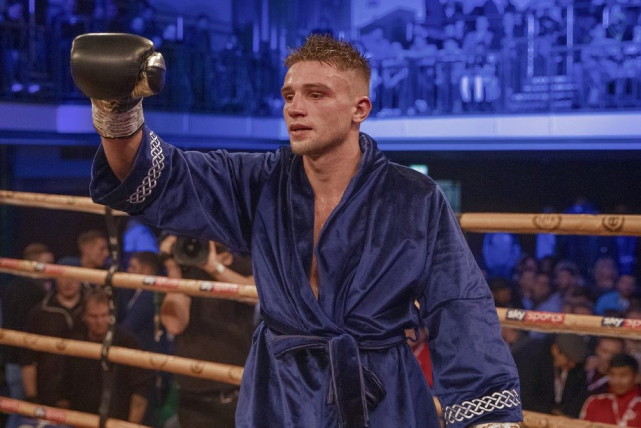 Kieran Gething - Kieran Gething begins his next fight camp and believes he has the advantage