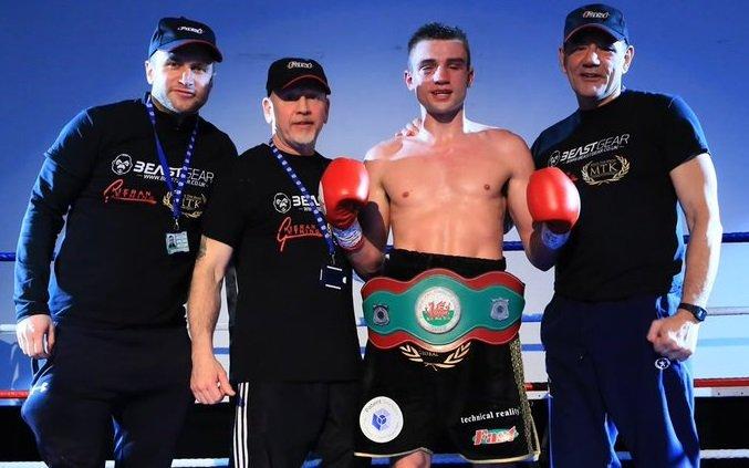 Kieran Gething - British Boxing
