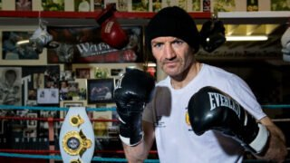 Lee McAllister - Aberdeen based Promoter and Current World Boxing Union (WBU) and Professional Boxing Council (PBC) Super Welterweight World Champion Lee McAllister announced earlier today that longtime former World Boxing Organisation (WBO) Featherweight World Champion Scott Harrison is set to return to the fray and face Orkney based PBC International Champion Paul Peers on the first 'Behind Closed Doors' of a proposed fortnightly Boxing series for TV.
