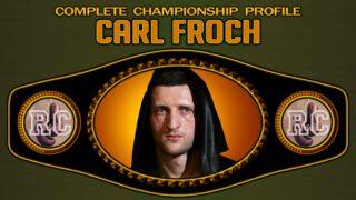 Carl Froch - Carl Froch