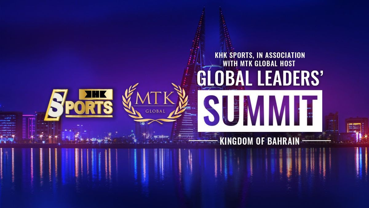 - KHK Sports and MTK Global are delighted to announce a groundbreaking boxing summit will be held in the Kingdom of Bahrain in the autumn of 2020. The pioneering conference will see industry leaders unite in a desire to take the sport of boxing to the next level.