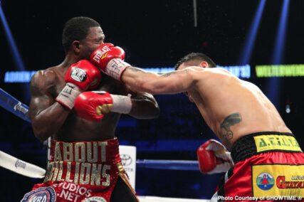 Adrien Broner, Andre Ward, Anthony Joshua, Carl Froch, Mike Tyson, Wladimir Klitschko - Boxing News