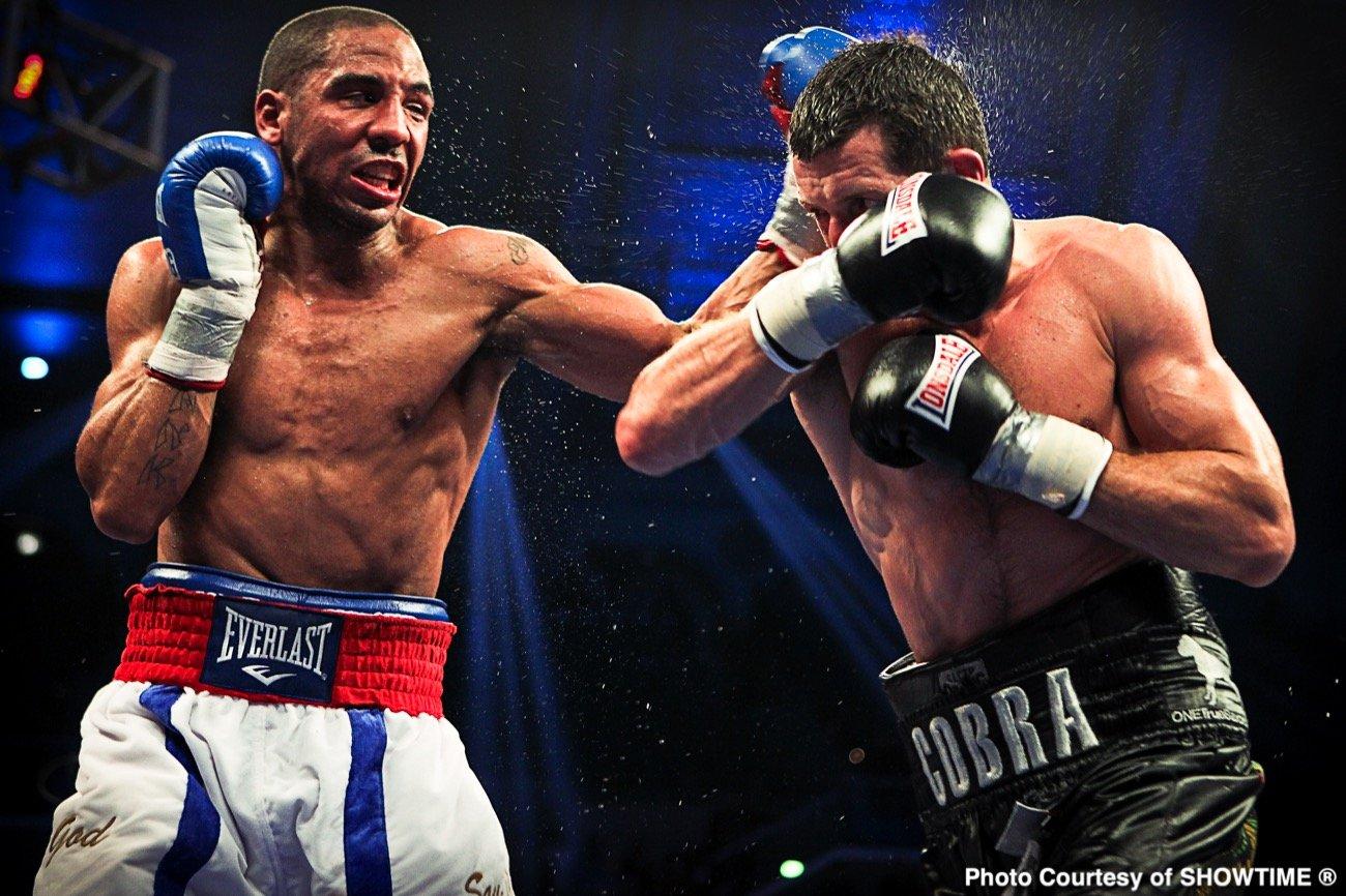 Andre Ward, Canelo Alvarez - Boxing News