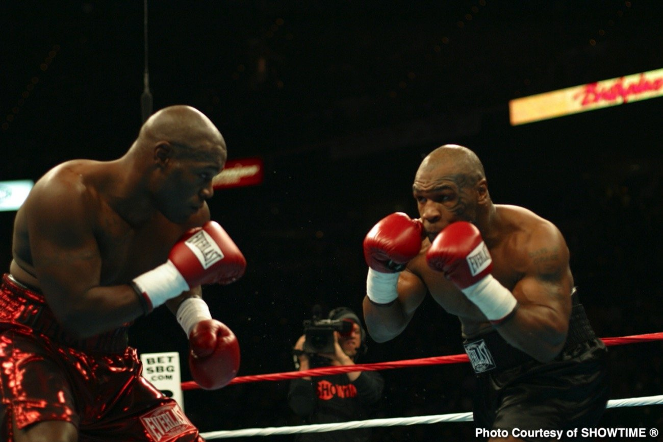 Mike Tyson - Boxing History