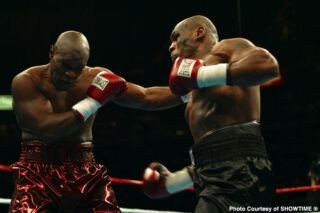 Iron Mike's Last Dance: The Night Tyson Turned Back The Clocks