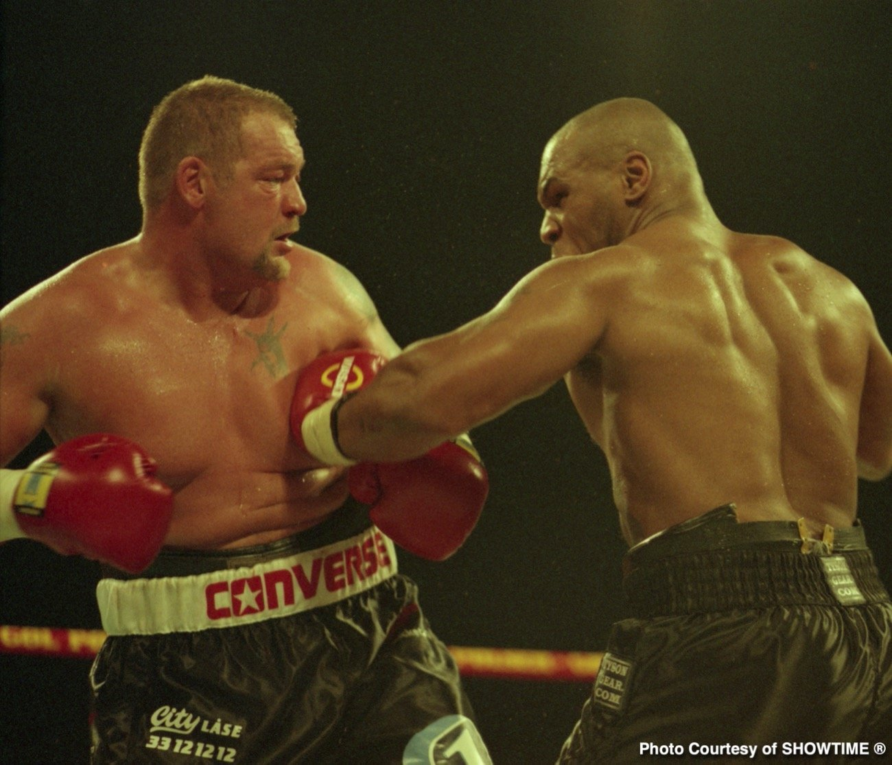 Mike Tyson - CES Boxing offering Mike Tyson $1,000,000-plus to fight Juiseppe Angelo Cusumano