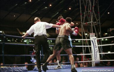 Adrien Broner, Andre Ward, Anthony Joshua, Carl Froch, Mike Tyson, Wladimir Klitschko - Unforgettable Fights To Air Fridays at 10 p.m. ET/PT on SHOWTIME