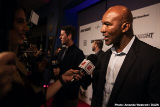 How Much Cash Could A Holyfield-Tyson III Pull In? Evander Says $200 Million