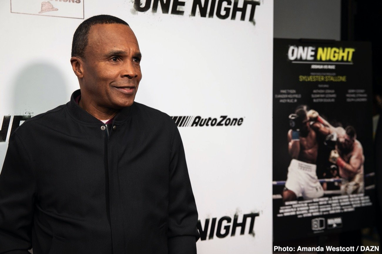 Sugar Ray Leonard - Boxing Interviews