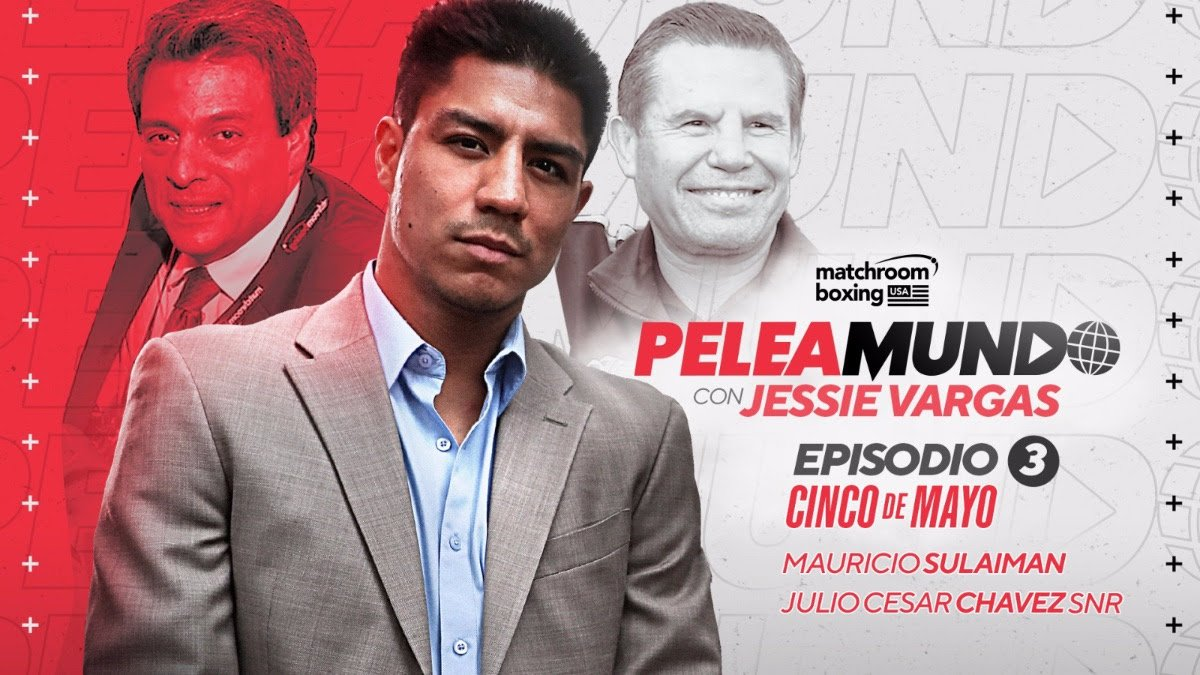 Julio Cesar Chavez - Julio Cesar Chavez says fighting on Cinco de Mayo was so special for him to connect with his fans as he joins Jessie Vargas in a special episode of 'Peleamundo.'