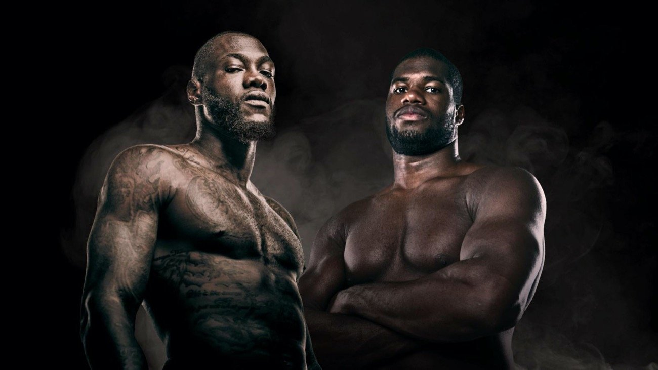 """Daniel Dubois, Deontay Wilder - Dubois drew confidence from watching Tyson Fury dismantle Wilder in February and believes Wilder's 'heavy costume' excuses are """"a bit iffy""""."""