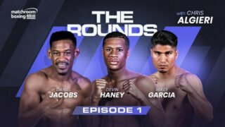 Mikey Garcia - Mikey Garcia, Devin Haney, and Daniel Jacobs discussed the highs and lows of their careers in the first episode of a new Matchroom Boxing YouTube show called 'The Rounds' with former World champion Chris Algieri.