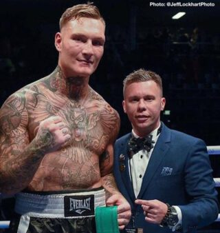 Ryan Rozicki - Ryan Rozicki : I really like to engage against my opponents and break them down round by round, I do however see myself as a puncher brawler. Once the bell goes my only thought is to knock my opponent out.