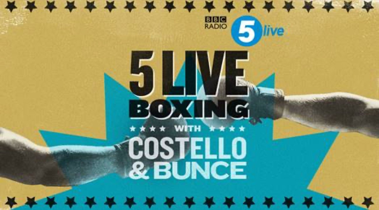 - At a time when live boxing is currently on hold, BBC Radio 5 live is launching a brand new mini-series for BBC Sounds this Thursday (May 7) that will give listeners a unique take on some of the most unforgettable boxing contests over the years.