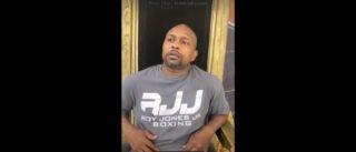 """Roy Jones Jr. Open To Fighting """"Somebody Over 50"""""""