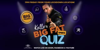 Kalle Sauerland - Kalle Sauerland returns as quizmaster this Friday with his Big Fat Pub Quiz!