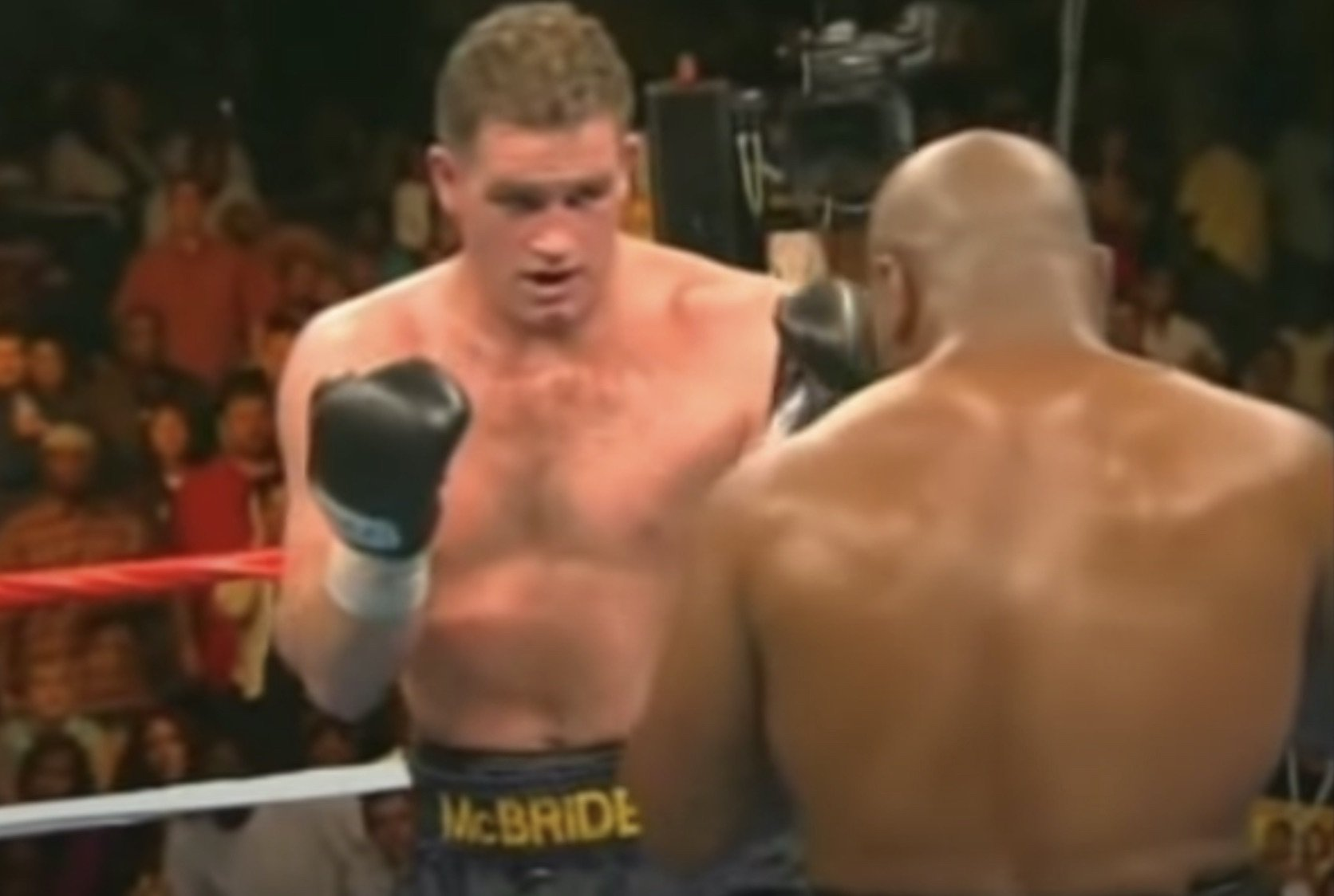 """Kevin McBride, Mike Tyson - Fans are in a lather due to how Mike Tyson looks sensational in those few seconds of video footage. Supportive claims of how Tyson """"has still got it,"""" how his speed is """"still there,"""" how the 53-year-old """"could still take out any heavyweight if he hit them"""" abound. But looking great for a few seconds in a training clip means almost nothing at all in comparison to how Tyson would cope in a real fight."""