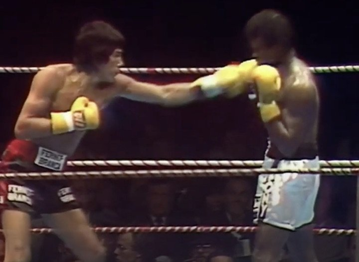 """Carlos Monzon - Carlos Monzon famously said he was a better, greater middleweight champion than Sugar Ray Robinson. Perhaps the Argentine legend who ended up disgraced, ruined, and jailed for murder was right. With the quite superb Netflix docu/drama on Monzon seeing to it that """"Escopeta"""" (Shotgun) is in the news and being discovered by a brand new generation of fans, plenty of articles have been written about the warrior who ruled the 160-pound division from 1970 to 1977."""