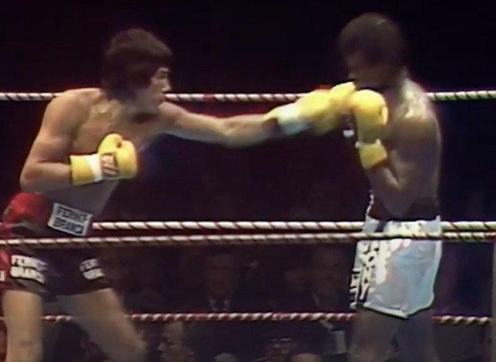 Carlos Monzon - Boxing History