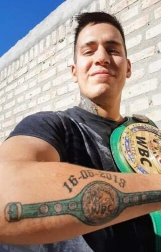 Walter Matthysse - Sampson Boxing proudly announces the signing of promising middleweight prospect Walter Ezequiel Matthysse Jr. to a multi-year co-promotional contract, along with Argentina-based Tello Box.