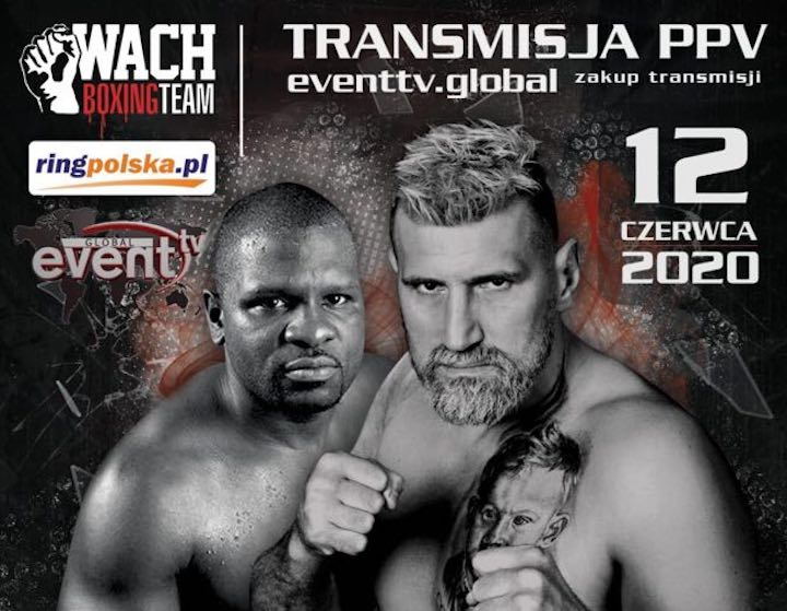 Kevin Johnson, Mariusz Wach - A heavyweight clash between two recognizable names will take place as planned in Poland Tomorrow night. At a time when ANY live heavyweight action is as rare as a Donald Trump apology, fans may opt to take advantage of outlet – EventTV. Global – which will exclusively carry tomorrow's Mariusz Wach Vs. Kevin Johnson bout (yours for just under $5 bucks).