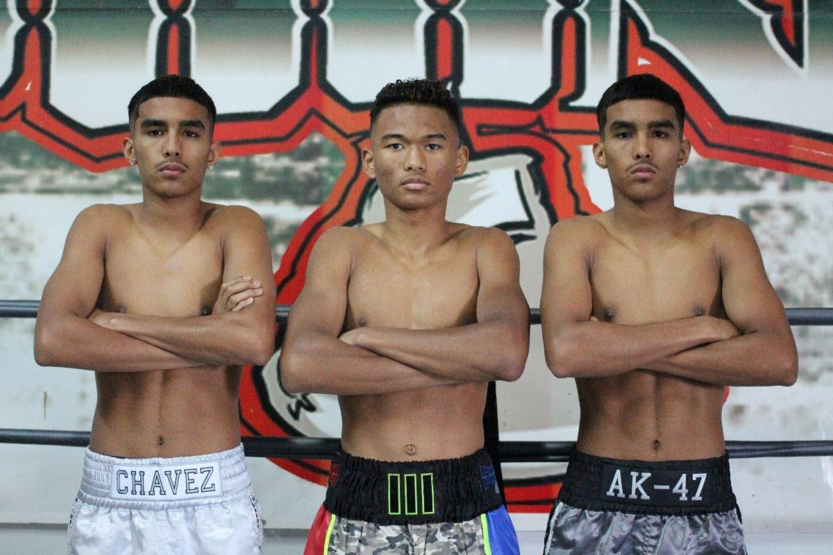 """Angel Barrientes, Chavez Barrientes - The Pound-For-Pound Boxing Gym in Las Vegas, who has three elite boxers making waves in the professional ranks, twin sensations Angel """"AK-47"""" Barrientes (2-0, 2 KOs) and Chavez """"The Beast"""" Barrientes (2-0, 2 KOs), as well as their stablemate Demler """"DJ War Machine"""" Zamora III (3-0, 2 KOs), have traveled to the Bay Area to get elite level sparring with top tier fighters in Eros Correa (10-0, 8 KOs), Oscar Escandon (26-5, 18 KOs), and Justin Cardona (4-0, 2 KOs), as well as many other top fighters."""