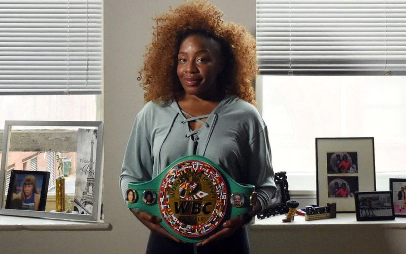 Franchon Crews Dezurn - STATEMENTS FROM BERNARD HOPKINS AND ERIC GOMEZ ON THE WBC'S DECISION TO REINSTATE FRANCHON CREWS-DEZURN AS ITS SUPER MIDDLEWEIGHT CHAMPION