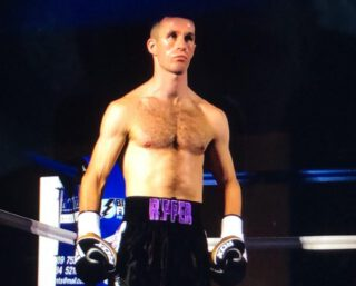 Jack McKinlay - British Boxing