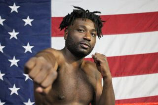 Jeremiah Milton - Heavyweight amateur standout Jeremiah Milton, who is eager to make his highly anticipated pro debut, has relocated from his hometown of Tulsa, Oklahoma to Las Vegas, NV, in a quest to further his boxing career.