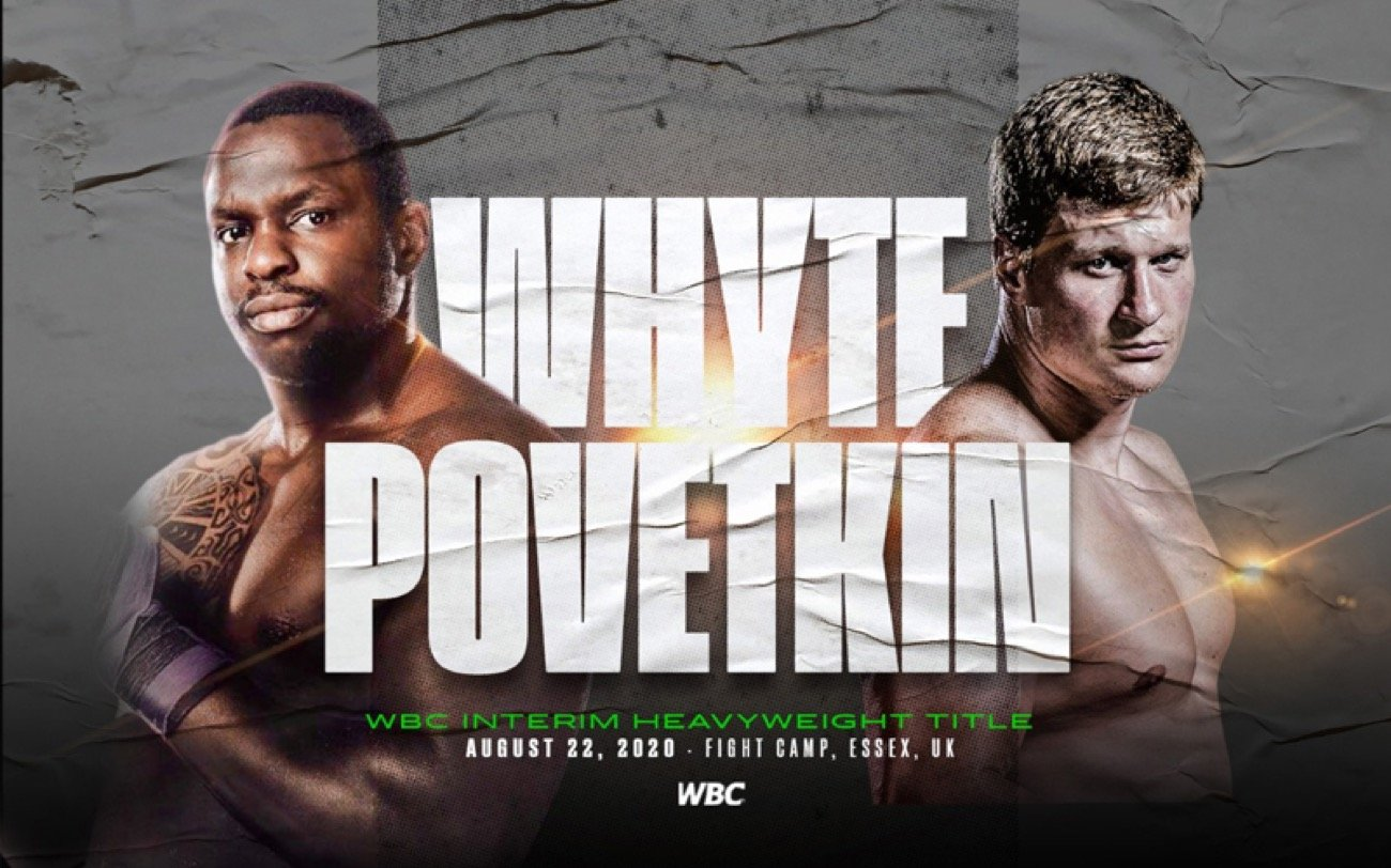 """Dillian Whyte - As everyone knows, even fans with merely a slight interest in his career, Dillian Whyte has more than paid his dues and earned a shot at the WBC heavyweight title. In fact, when Whyte does get his shot, the fight could be dubbed """"Finally!"""" Whyte has been waiting and waiting. Now, at last, Whyte can see the light at the end of the tunnel."""