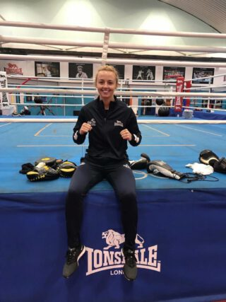 Hannah Robinson - The 26-year-old from Darlington has been a member of the GB Boxing squad since 2018 and is part of the Women's Develop Programme (WDP).