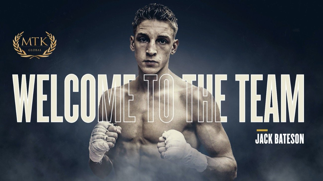 Jack Bateson, Joe Maphosa - MTK Global is delighted to announce the signing of undefeated Thornaby star Joe Maphosa.