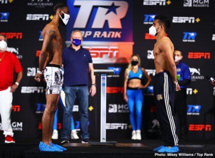 Adan Gonzales, Jose Pedraza, Mikkel Lespierre, Robeisy Ramirez - Boxing News