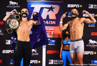Andrew Moloney - Don't miss Moloney vs. Franco - TONIGHT at 8 p.m. ET / 5 p.m. PT live on ESPN & ESPN Deportes from the MGM Grand Conference Center - Grand Ballroom (Las Vegas)