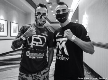 Andrew Moloney, Joshua Franco - Don't miss Moloney vs. Franco - TONIGHT at 8 p.m. ET / 5 p.m. PT live on ESPN & ESPN Deportes from the MGM Grand Conference Center - Grand Ballroom (Las Vegas)